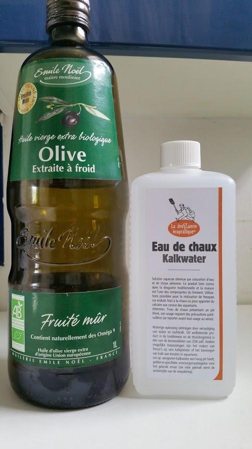 ingrédients liniment