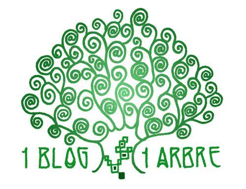 logo 1 blog = 1 arbre